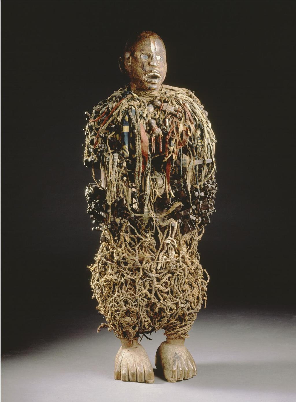 Nkisi Kondi de L'AfricaMuseum