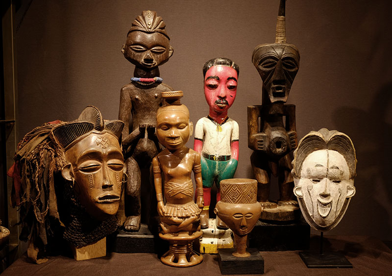 Catawiki auction African art